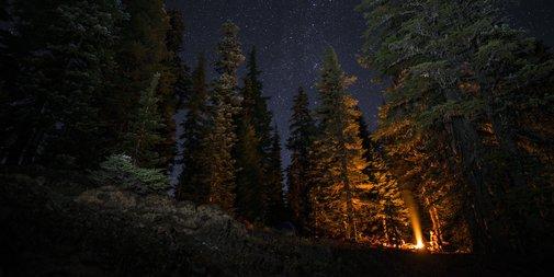70 Breathtaking Backcountry Campsites