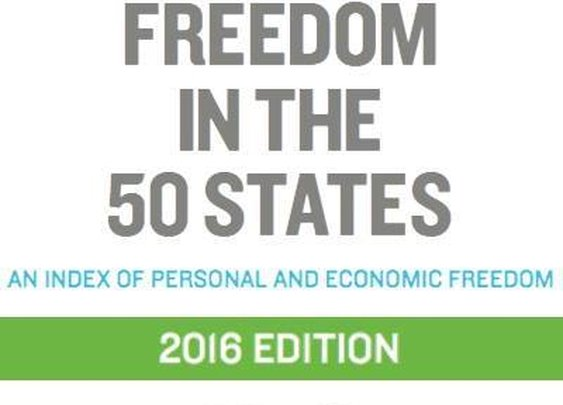 Freedom in the 50 States 2015-2016