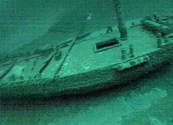 Explorers find 2nd-oldest confirmed shipwreck in Great Lakes