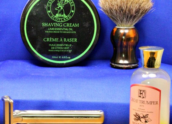 Mantic59's Shave Of The Day 17 August '16 - Sharpologist