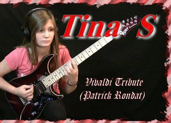 """Vivaldi Tribute"" (Patrick Rondat) Tina S cover"