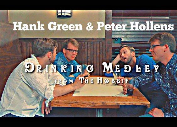 Hobbit Drinking Medley