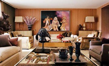 Inside Marc Jacobs' Impeccable NYC Townhouse