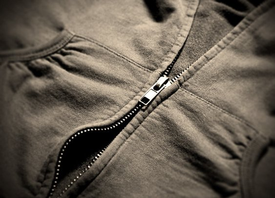 How to Repair a Split Zipper