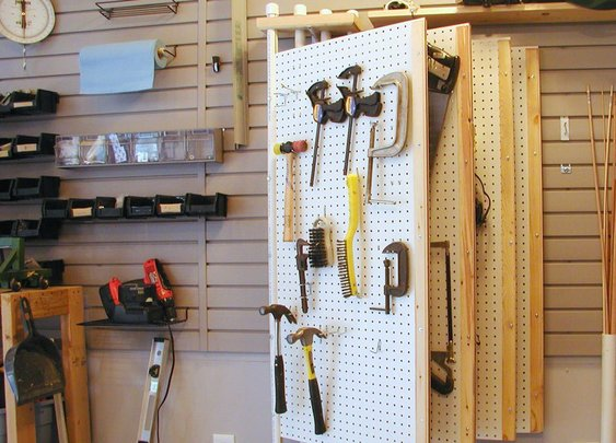 20 Brilliant Tool Storage Solutions