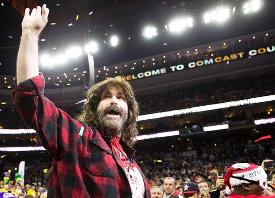 Mick Foley Talks About The Rock, Tori Amos and Holy Foley - Rolling Stone
