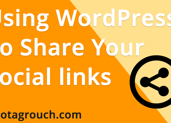 How To Create Custom Social Media Links With Your Blog
