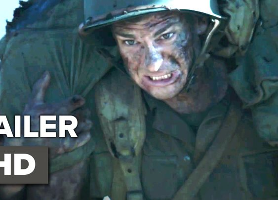 Hacksaw Ridge Official Trailer 1 (2016)