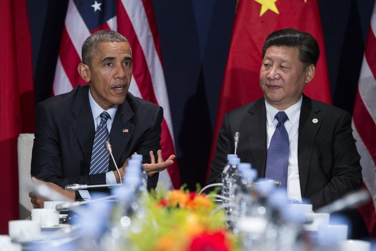 Obama will bypass Senate, ratify Paris climate accord himself during trip to China: report - Washington Times