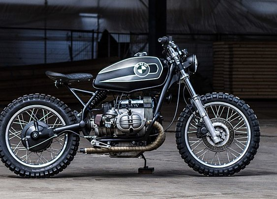 'The Heartbreaker' BMW R75/5