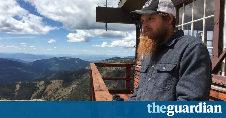 'Freaks on the peaks': the lonely lives of the last remaining forest fire lookouts | US news | The Guardian