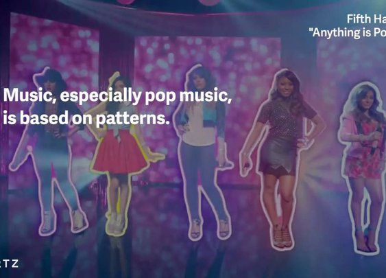 """The """"millennial whoop"""" is taking over pop music - YouTube"""