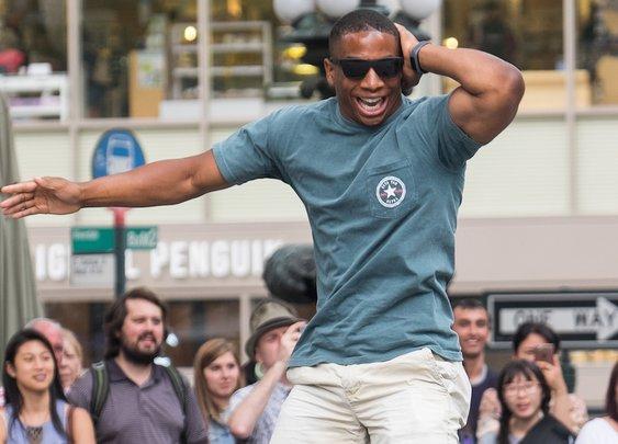 Dance Captain Wanted – Improv Everywhere