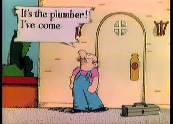 Electric Company - The Plumber - YouTube