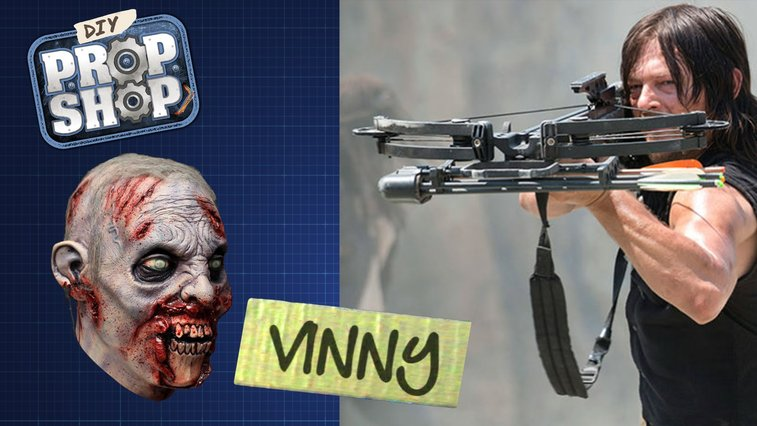 How to Build Zombie Defense Weapons Out of Household Items