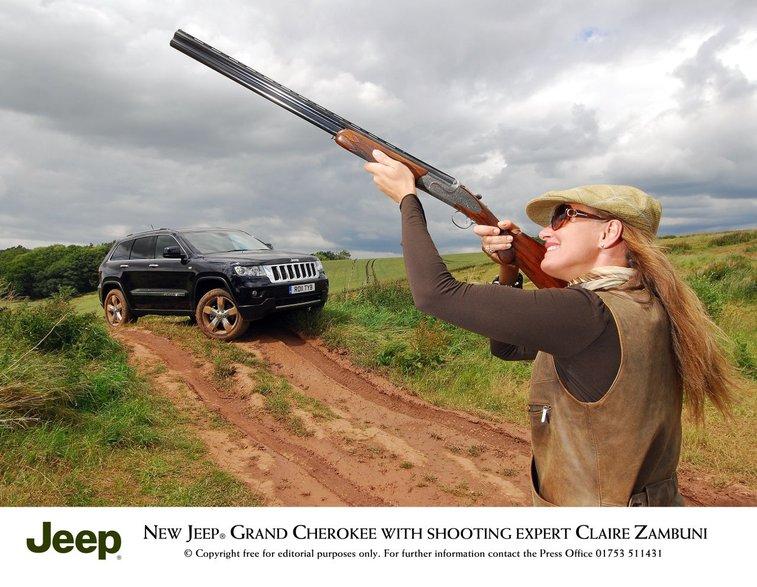 Jeep and Claire Zambuni