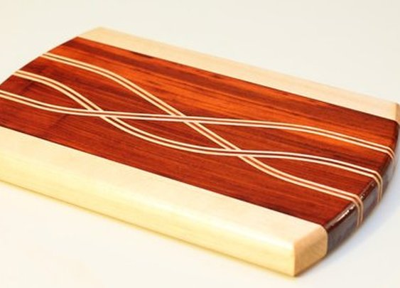 A braided cutting board - by BanjoBen @ LumberJocks.com ~ woodworking community