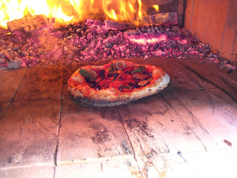 Assemble a Brick Pizza Oven in a Day