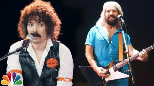 Jimmy Fallon & Paul Rudd Recreate Styx Music Video