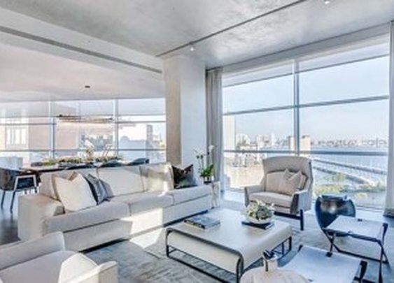 Inside Kim Kardashian's $30 Million New York City Airbnb Penthouse
