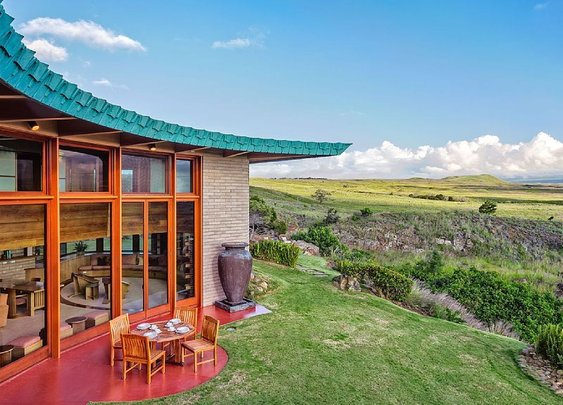 11 Frank Lloyd Wright homes you can rent right now
