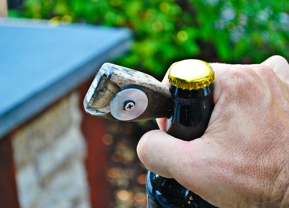 Make This: Walnut Bottle Openers From Scrap