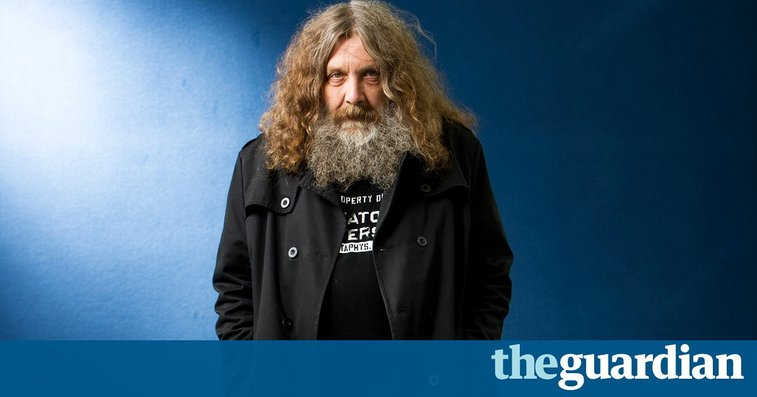 Alan Moore confirms he is retiring from creating comic books   Books   The Guardian