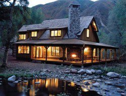 Cozy Rustic Cabins | The Owner-Builder Network