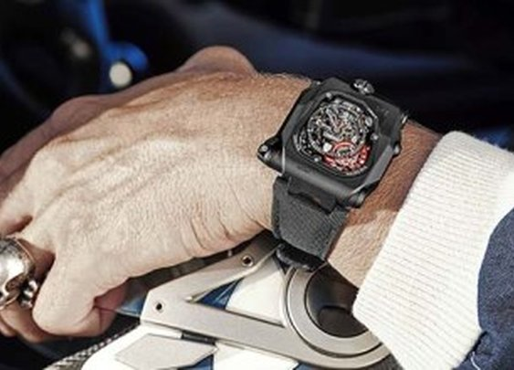 The Urwerk Time Hunter X-Ray Is Every Man's Dream