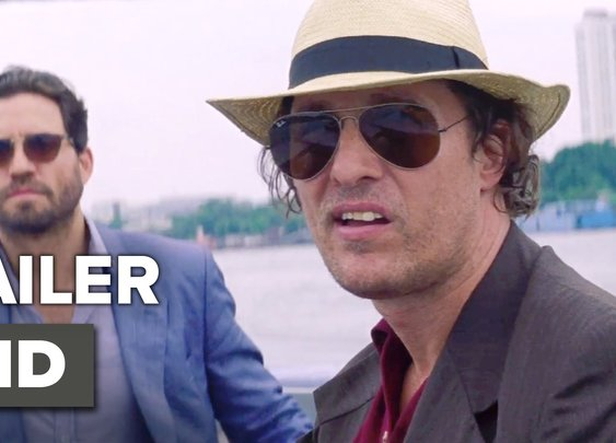 Gold Official Trailer (2016) - Matthew McConaughey