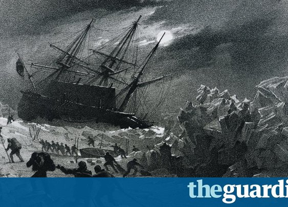HMS Terror found in Arctic 168 years after doomed Northwest Passage attempt