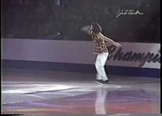 Smells Like Ice Spirit — Dancing to Nirvana on Ice