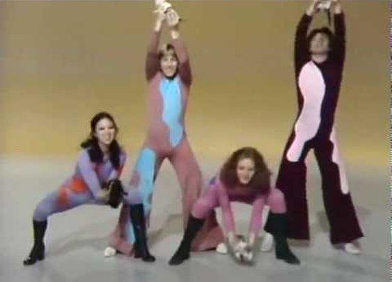 A Very Odd Cat Dance