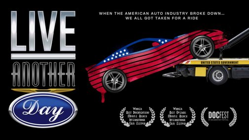 Live Another Day - The Inside Story of The 2008 Auto Bailout