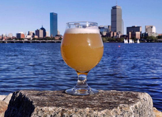 Strange brews: Making beer with Boston river water | Boston Herald