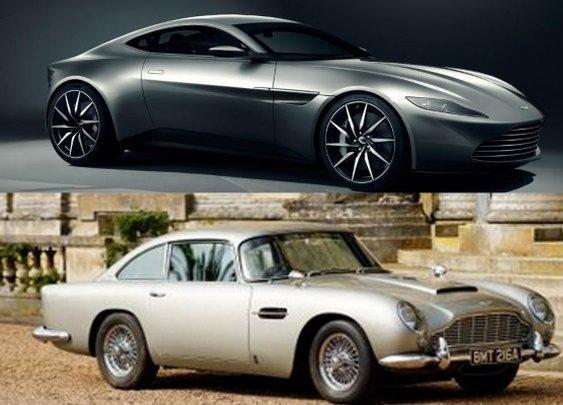 The name is DB10. Aston Martin DB10. | Baxtton