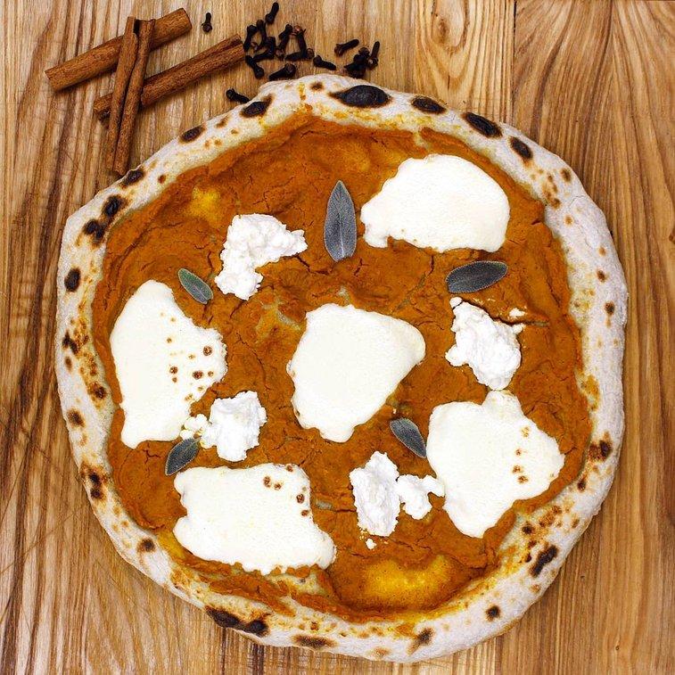 Pumpkin Spice (fior di) Latte
