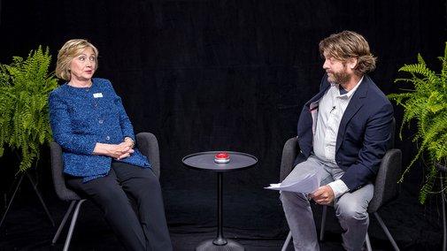 Between Two Ferns: Hillary Clinton