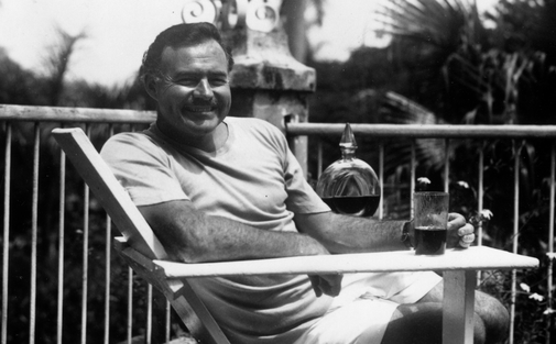 Ernest Hemingway's Favorite Hamburger Recipe
