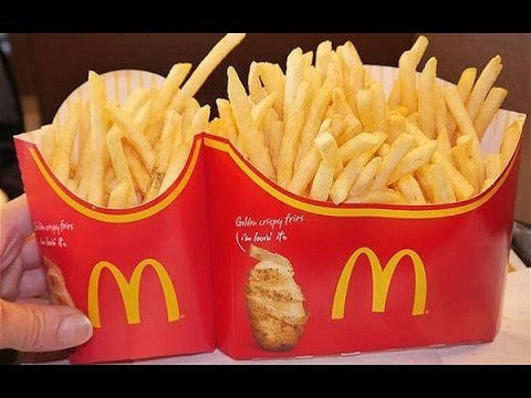 How It's Made   McDonald's Fries