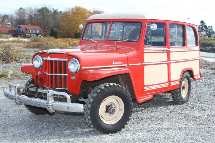 Willys Utility Wagon | Hemmings Daily