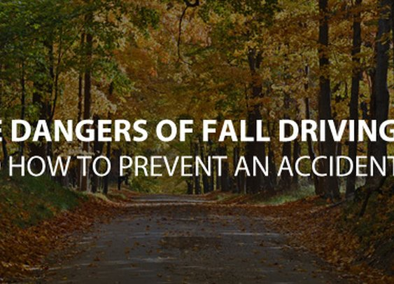Dangers of Fall Driving and Safety Tips