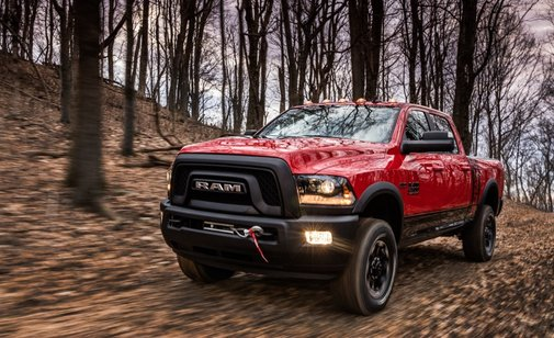 Separating The Men From The MEN!…..Introducing the 2017 Dodge Ram 2500 Power Wagon