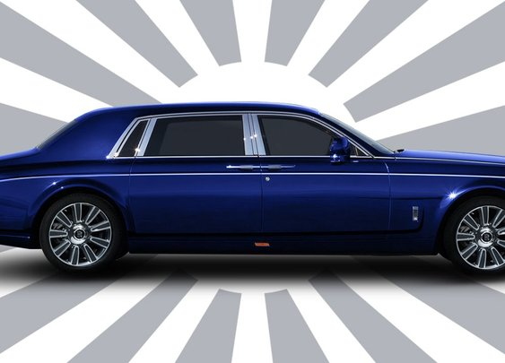 2016 Rolls-Royce Phantom Limelight Edition ... outta my budget