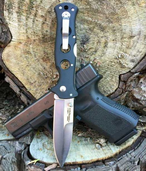 Cold Steel Counter Point 1 review - EDC for self defense - Final30.com Tactical