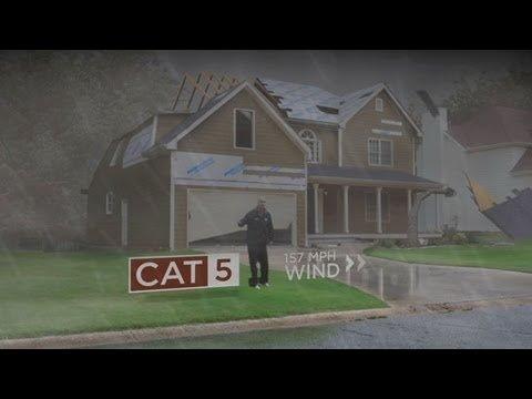 Hurricane Categories Visualized