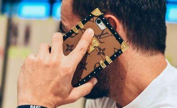 Louis Vuitton Turned Its Petit Malle Bag Into a Phone Case