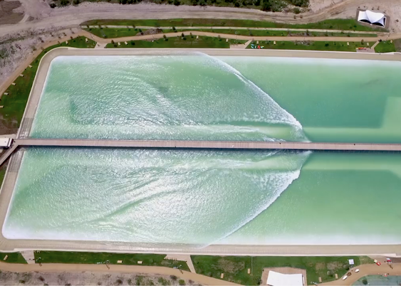 """North America's First """"Surf Park"""" Will Open Friday"""