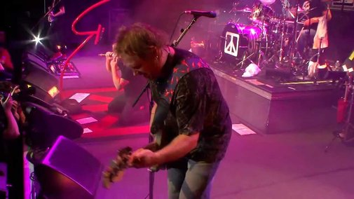 """Chickenfoot Covers Deep Purple's  """"Highway Star"""""""