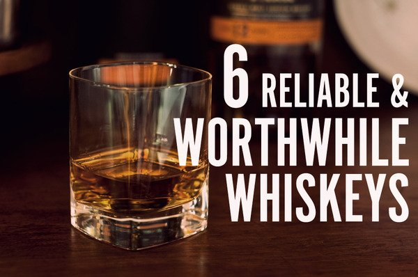 Designated Sippers: 6 Whiskeys You Should Drink This Fall | Man Made DIY | Crafts for Men | Keywords: shop, bourbon, whiskey, spirits